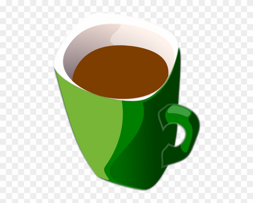 Milo Cup Clip Art At Clker - Coffee Cup #58521