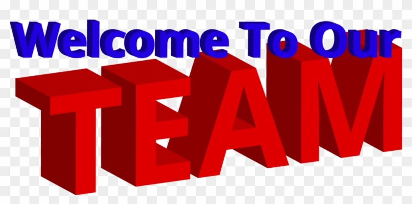 Welcome Staff Cliparts - Welcome To Our Team Clipart #58612