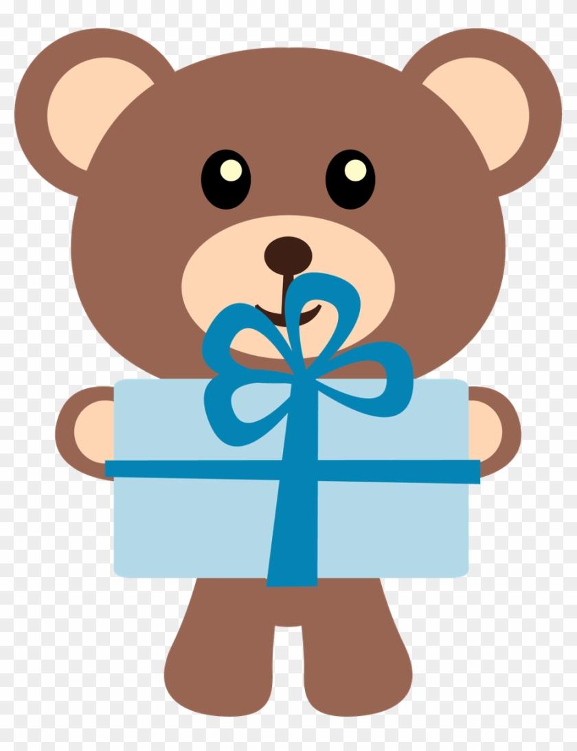 Ursinhos E Ursinhas - Cartoon Baby Teddy Bear #58657