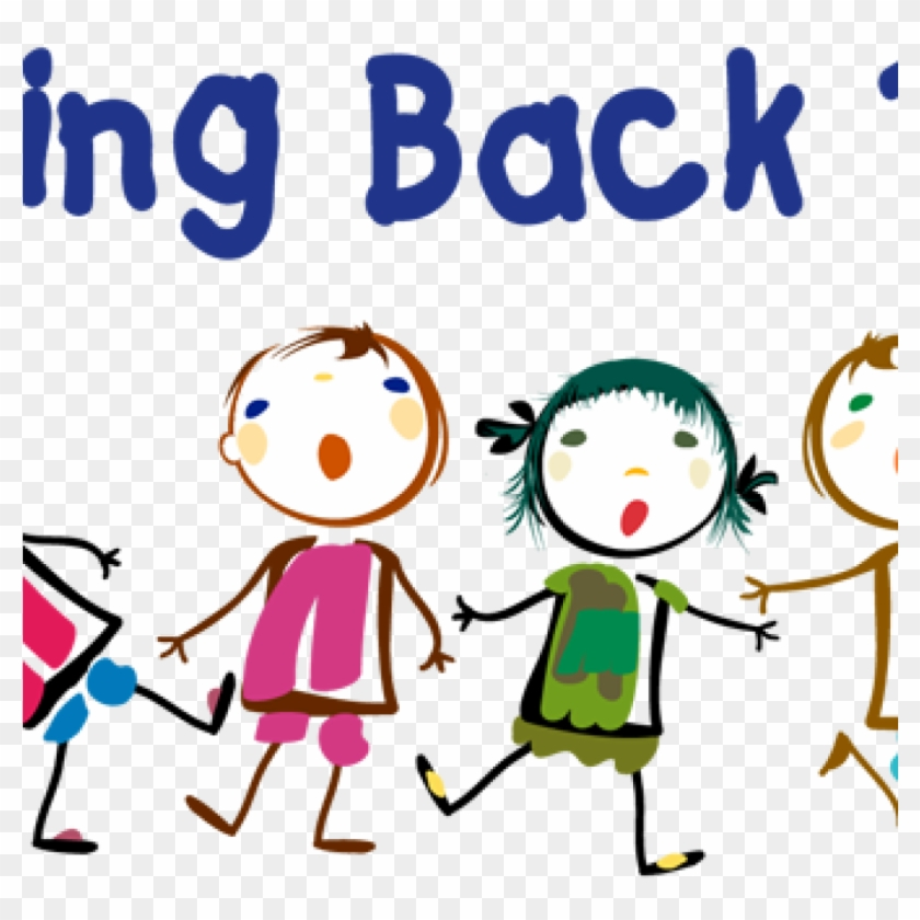 Welcome Back Clip Art Free Welcome Back Free Download - Back To School Preschool #58756