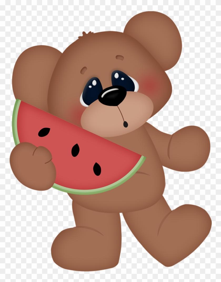 Teddy Bear Picnic 6 - Dibujos De Ositos Tiernos - Free Transparent ...
