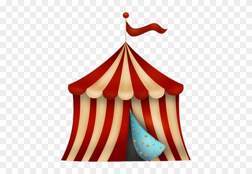 Album - Circus Tent Watercolog #59105