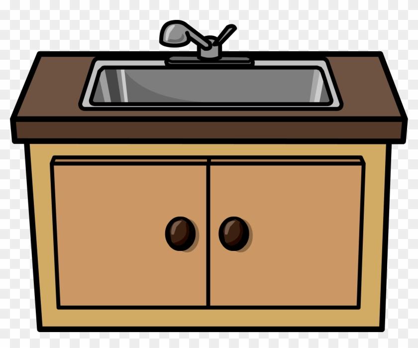 Kitchen Clip Art - Clip Art Kitchen Sink - Free Transparent PNG ...