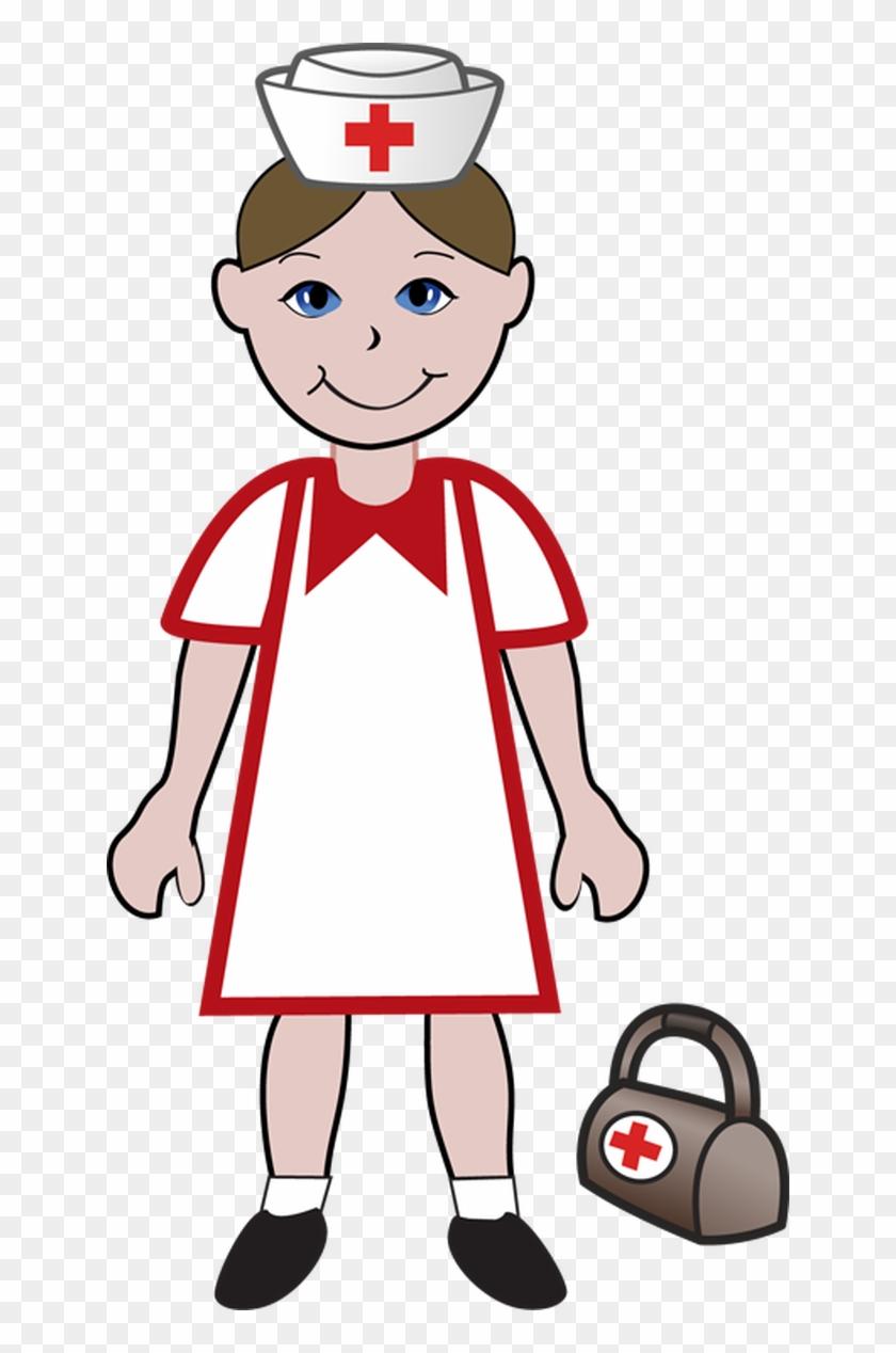 Nurse Clip Art - Nurse Cliparts #59118