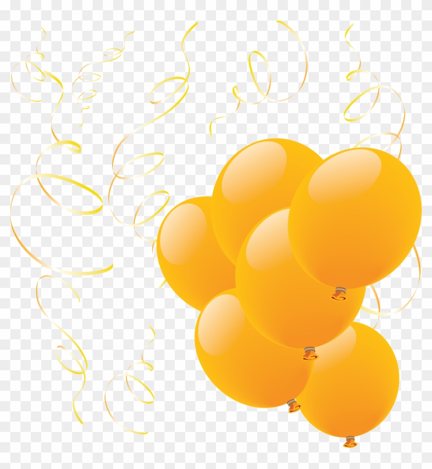 Purple Balloons Png Image, Free Download, Balloons - Yellow Balloons Png #59177
