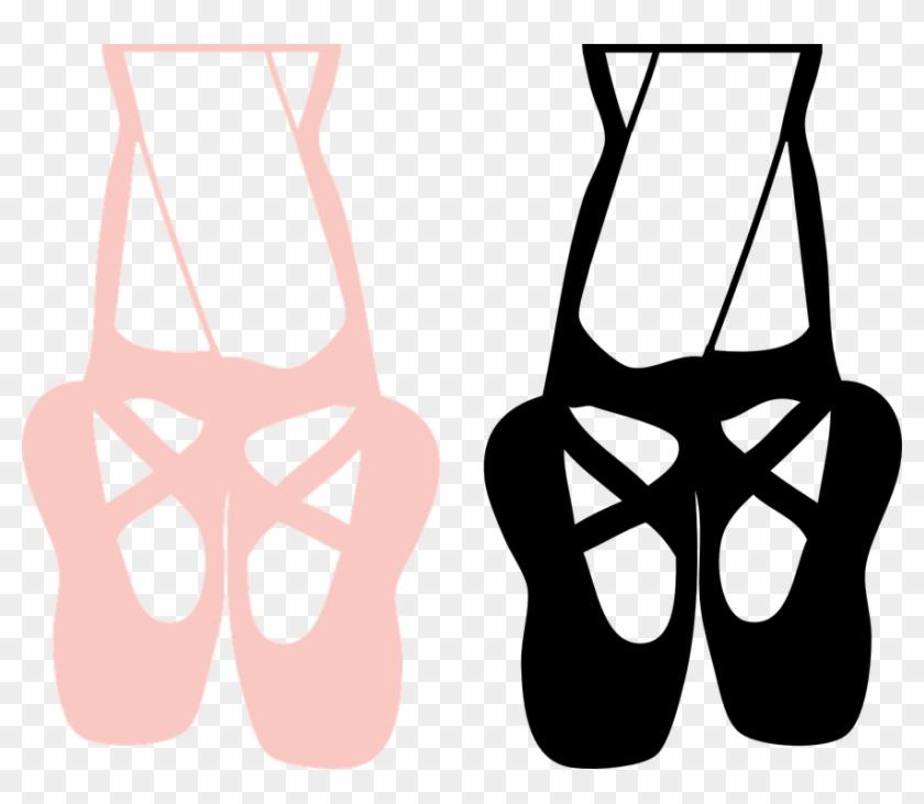 Dance Shoes Clipart Dance Girl Feet Free Vector Graphic - Dance Shoes Clip Art #59220