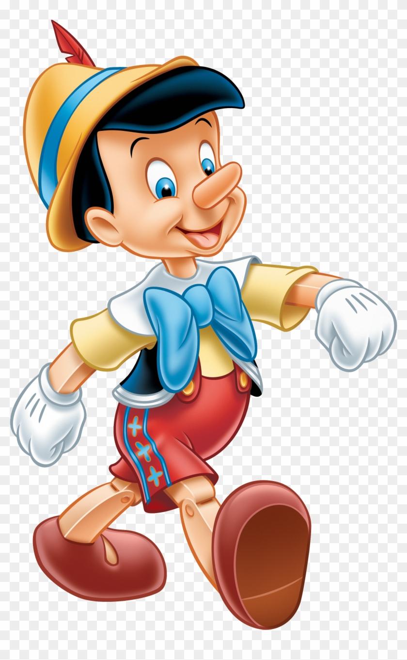 Pinocchio Clip Art - Pinocchio Fairy Tale #59453