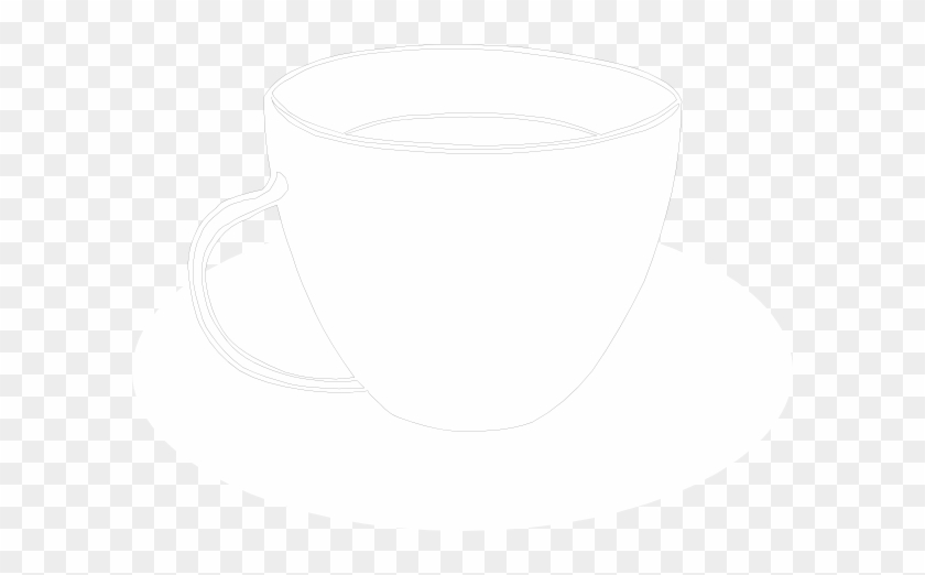 Coffee Cup Clip Art White #59592