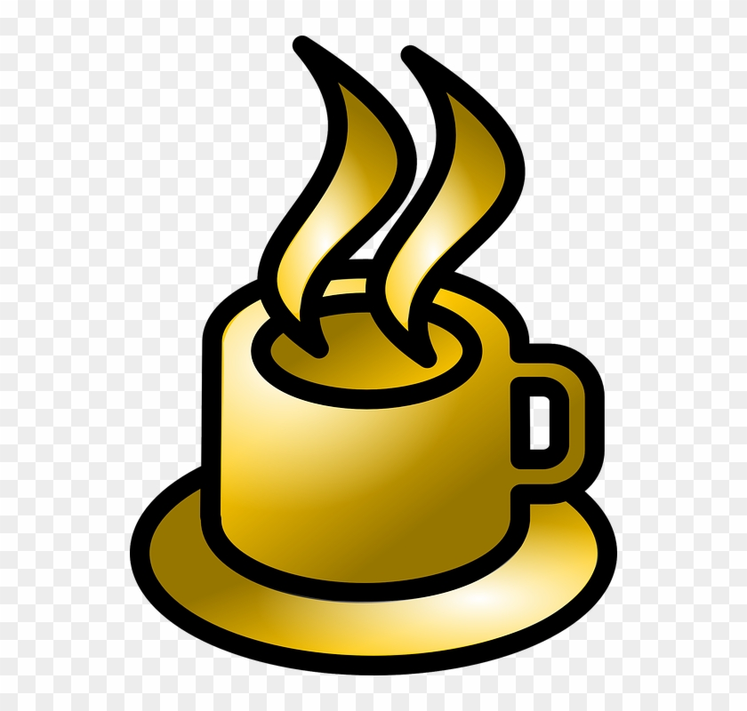 Steam Clipart Beverage - Coffee Cup Clip Art #59624