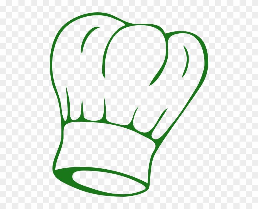 Dessin Toque De Chef #59712