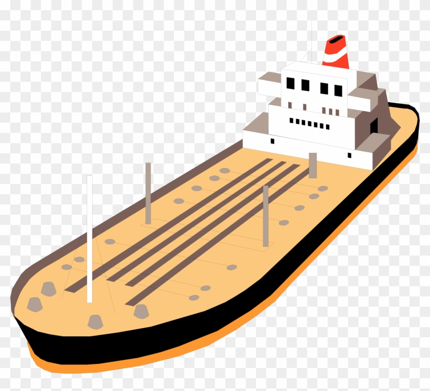 Oil Tanker Petroleum Barge Clip Art - Oil Tanker Clipart #59818