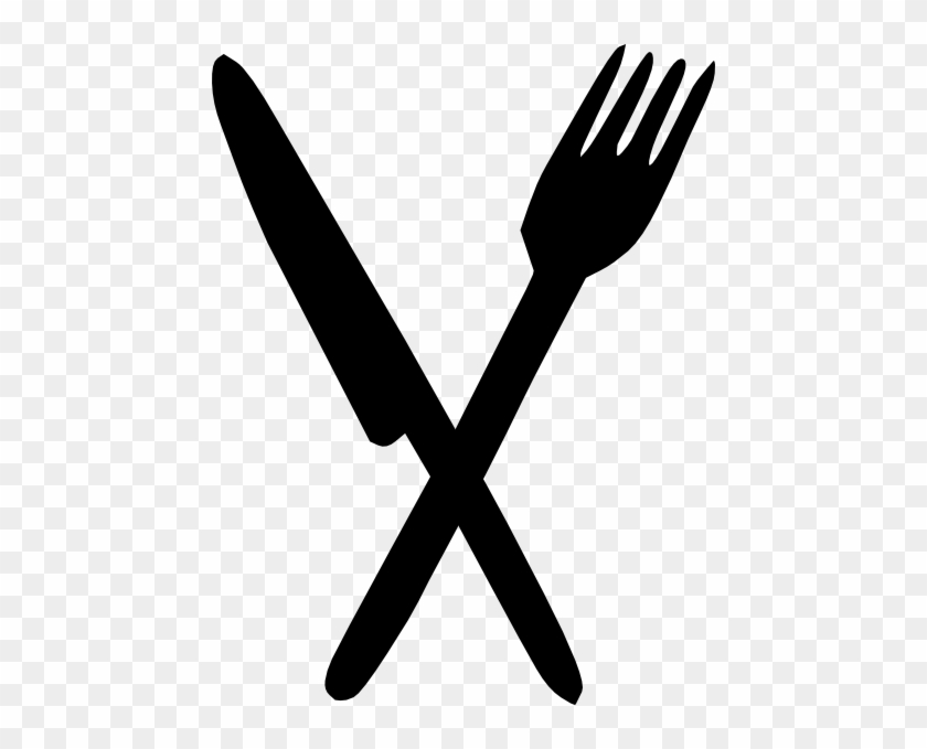 Fork And Knife Crossing #59845