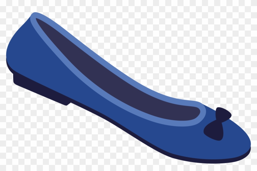 The Proposed Ballet Flat Emoji - Clip Art Flat Shoes #59912