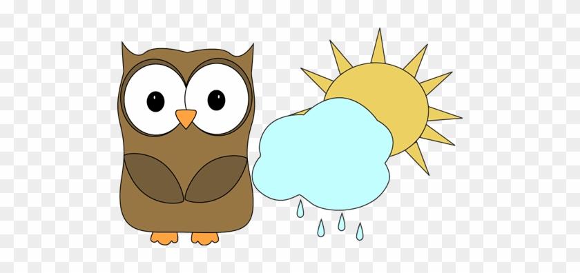 Owl Classroom Weather Helper - Owl Weather Helper #60547