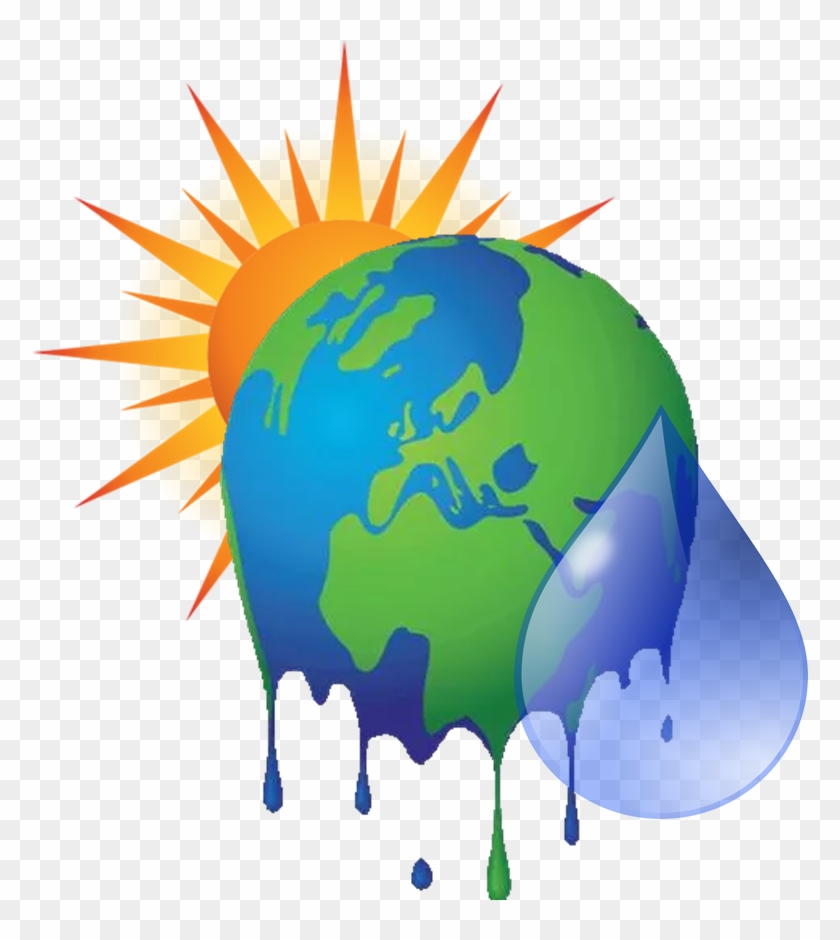 Clipart - Climate Change Png #60581