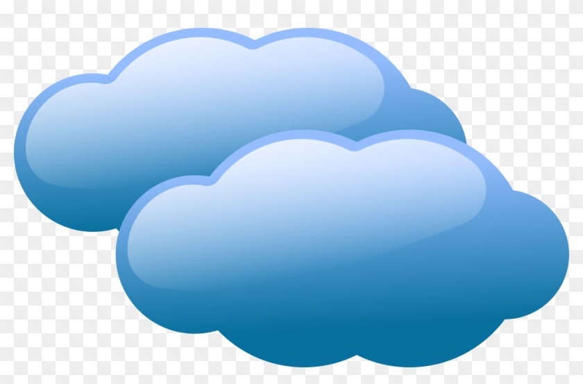 Medium Image - Clouds Clipart #60597