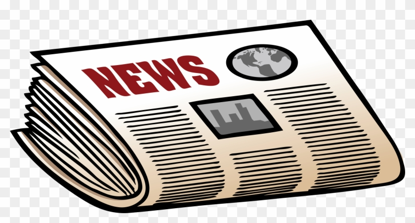 This Is The Image For The News Article Titled Fresh - Newspaper Clipart Png #60644