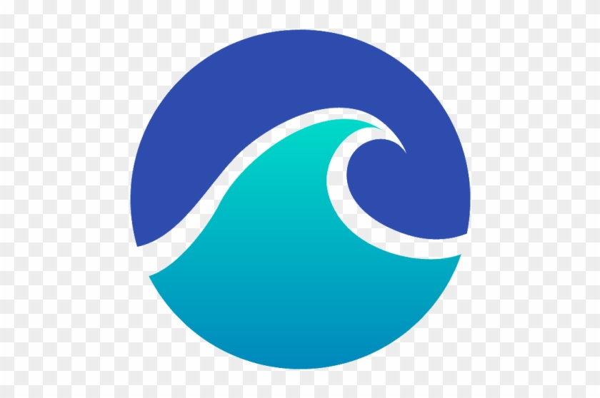 Water Wave Clip Art - Wave Png Icon #60674