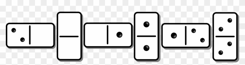 Dominoes Dominos Pizza Game Clip Art - Dominoes Clip Art #60782