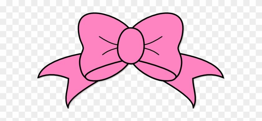 Breast Cancer Awareness Pink Ribbon Free Clip Art 2 - Pink Ribbon Clipart #60790