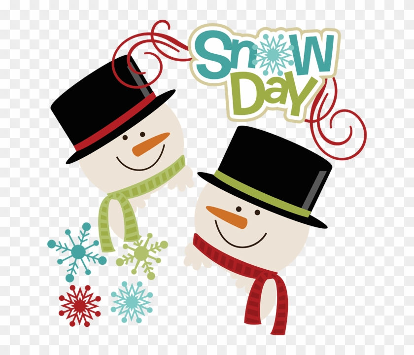 Snow Day Clipart Png #60822