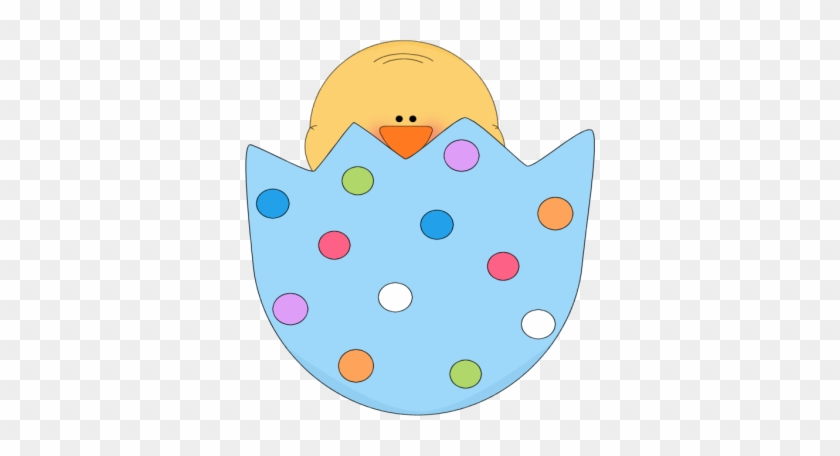 Absolutely Free Clip Art - Easter Chick In Egg #60897