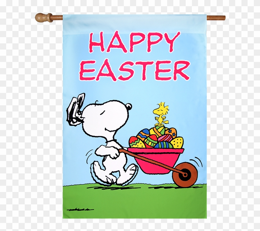 Snoopy Easter Clipart - Happy Easter Snoopy #60920
