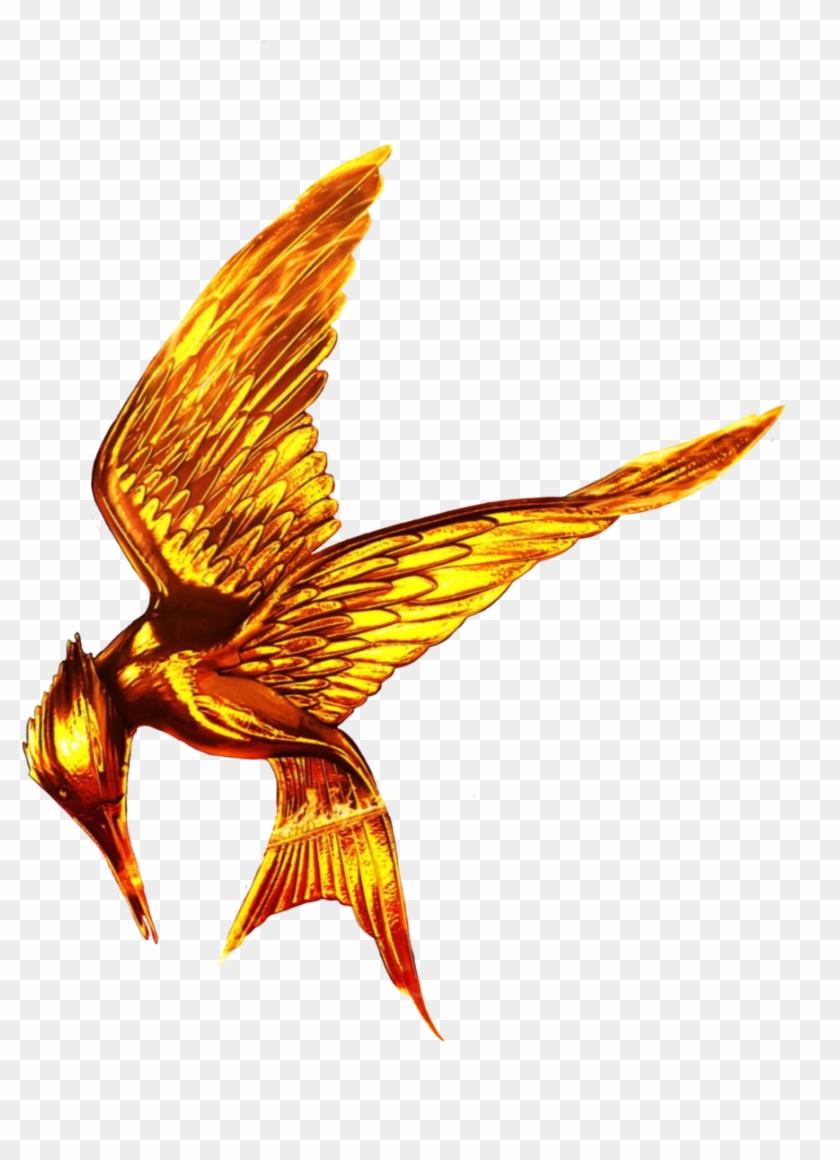 Hunger Games Clip Art Design Medium Size - Small Hunger Games Symbol Transparent #308285