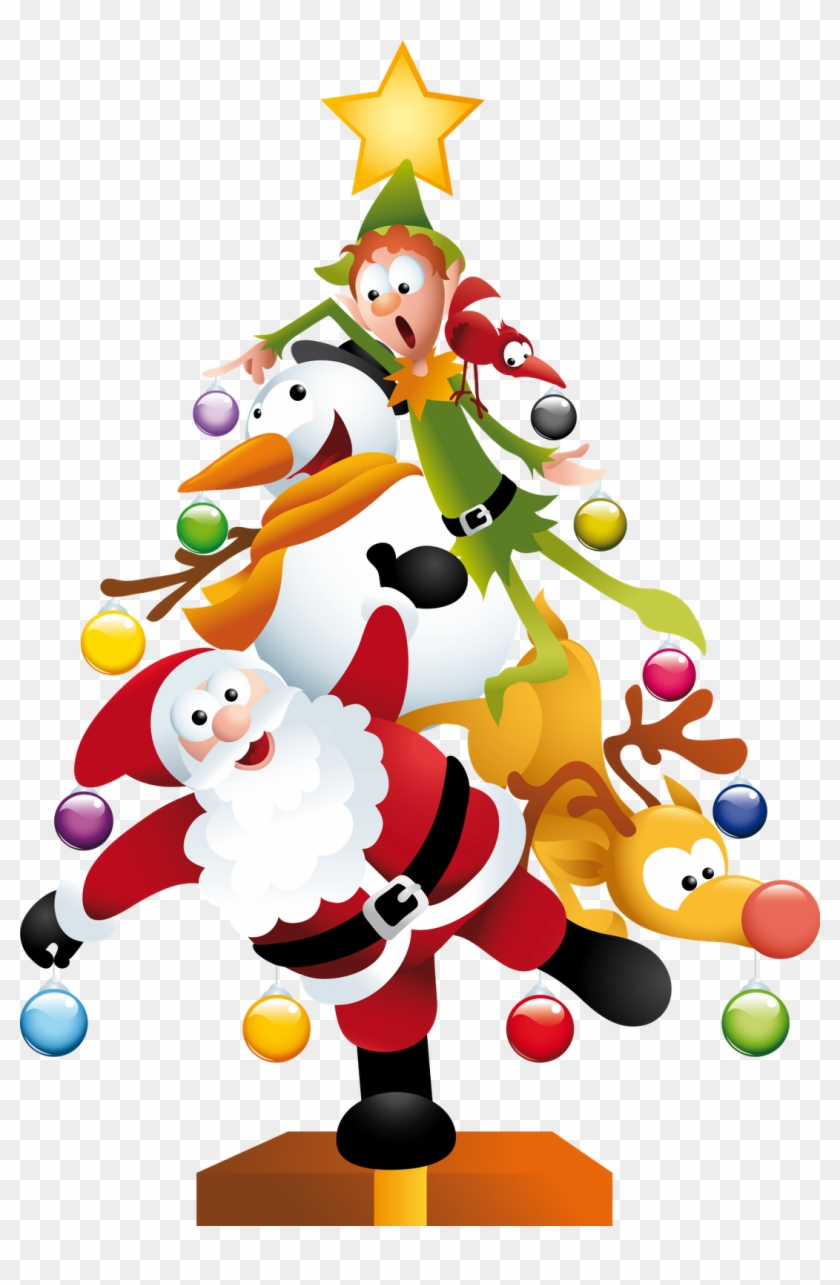 Funny Merry Christmas Pictures To Draw - Fun Christmas Clip Art ...