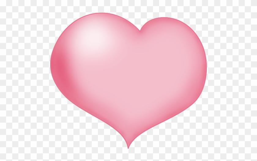 Valentine's Day Pink Hearts #308728