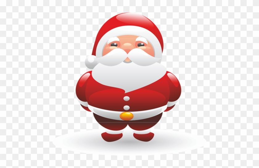 Really Funny Ang Quite Imaginative, These Santa Claus - Santa Claus Vector Png #308889