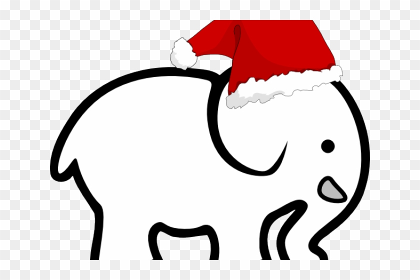Santa Elephant Cliparts White Elephant Gift Exchange Numbers Free Transparent Png Clipart Images Download Discover free hd elephant png images. white elephant gift exchange numbers