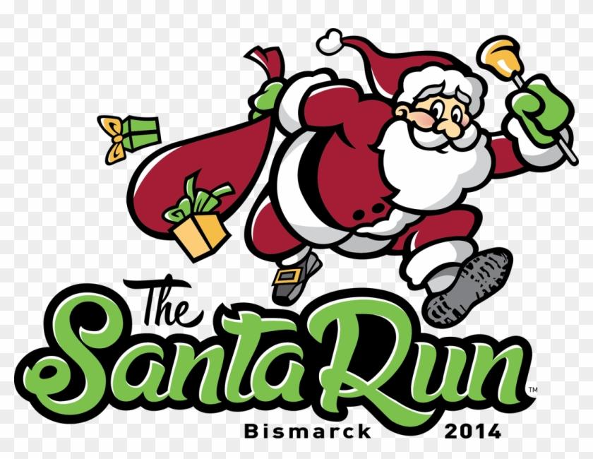 Take Part In A Fabulous Family Friendly Timed 5k Fun - Bismarck Santa Run #308904
