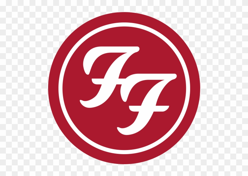 Foo Fighters Logo Vector Free Transparent Png Clipart Images