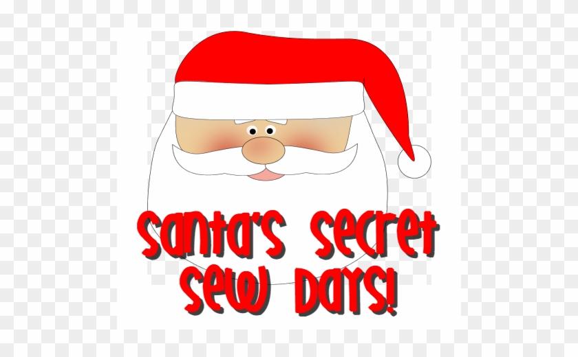 Santa's Sleigh And Reindeer #309016