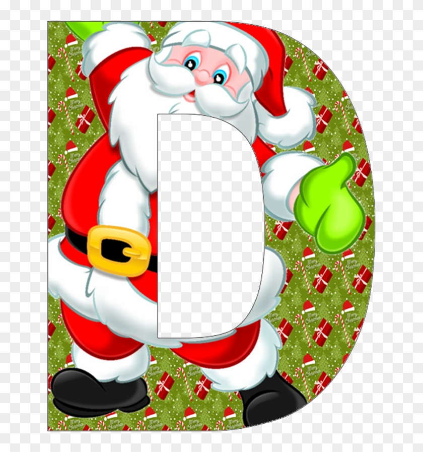 Free Alphabet Printables With Christmas Christmas Themed - Xmas Letter Of Alphabet #309033