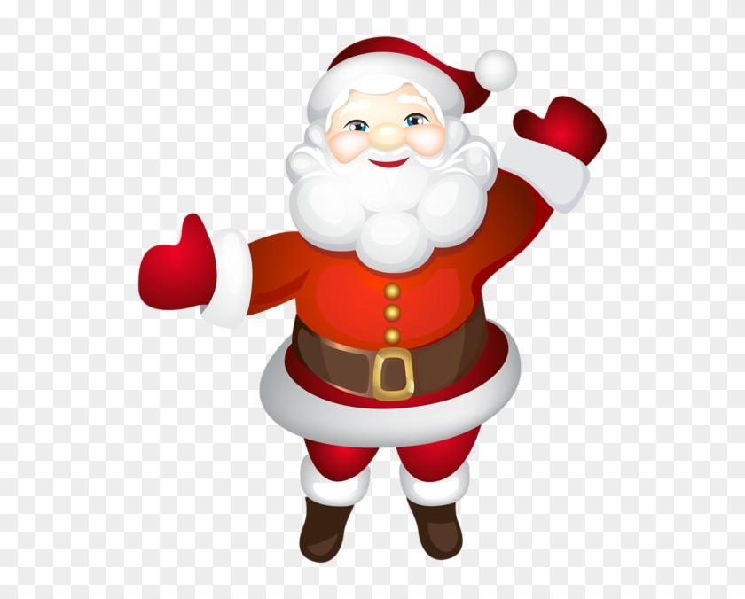 Santa Claus Cute Transparent Png Clip Art