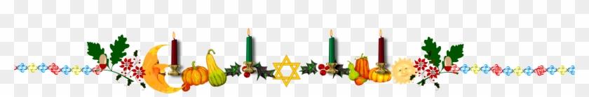 Ursine Logic's Thanksgiving And Harvest Festival Stores - Advent Candle #309265