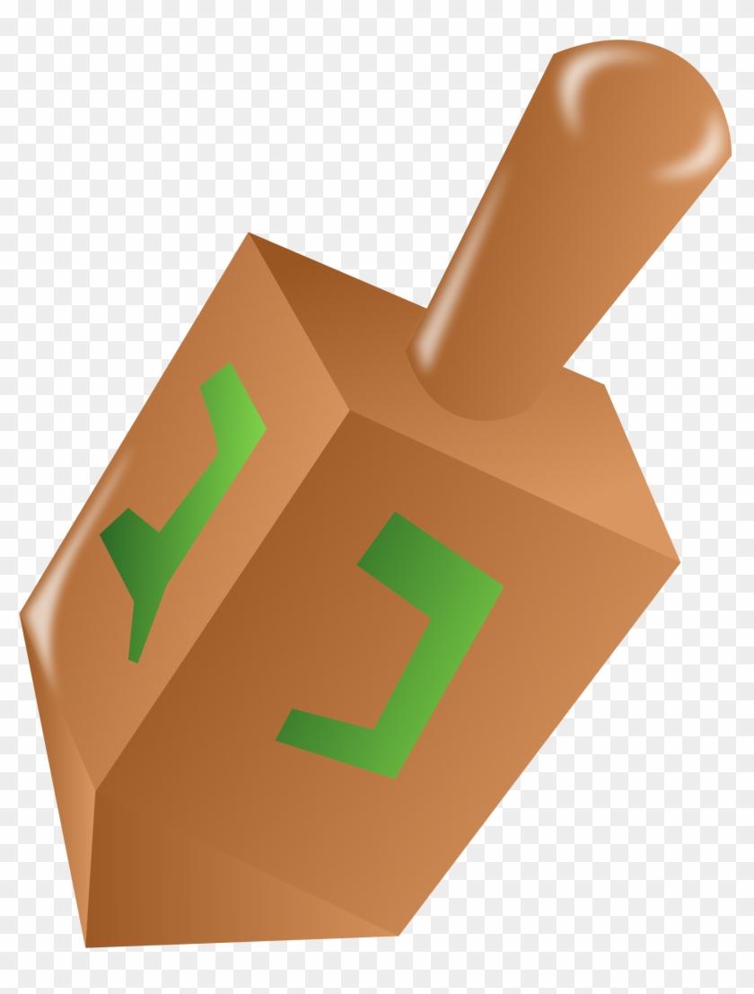 Hanukkah Ns 2 999px 202 - Dreidel Clipart Png #309283