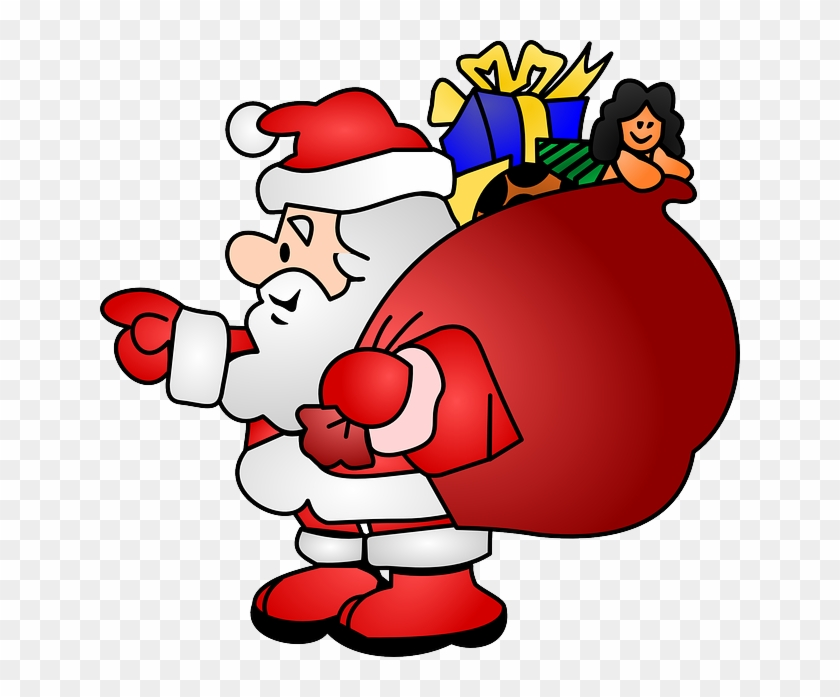 Fat Bit Fit Heres How Santa Stays In Shape For His Santa Claus