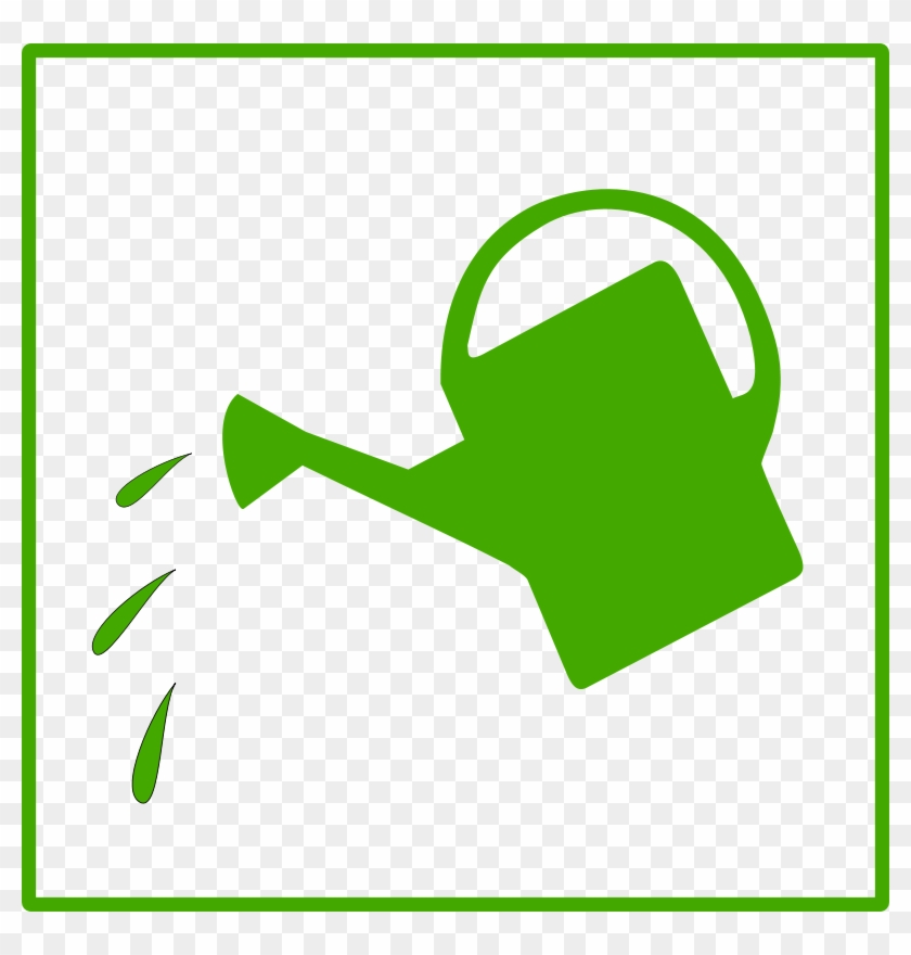 Watering - Free Clipart Watering Can #309622