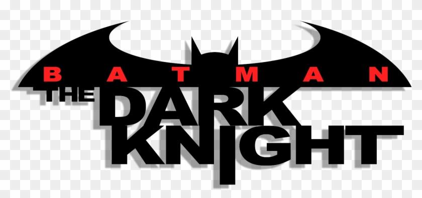 Batman Logo Png Free Download Clip Art Free Clip Art - Batman The Dark Knight Logo #310600