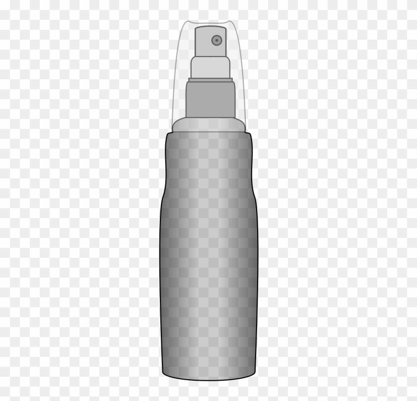 Similar Clip Art - Clipart Spray Bottle #310744