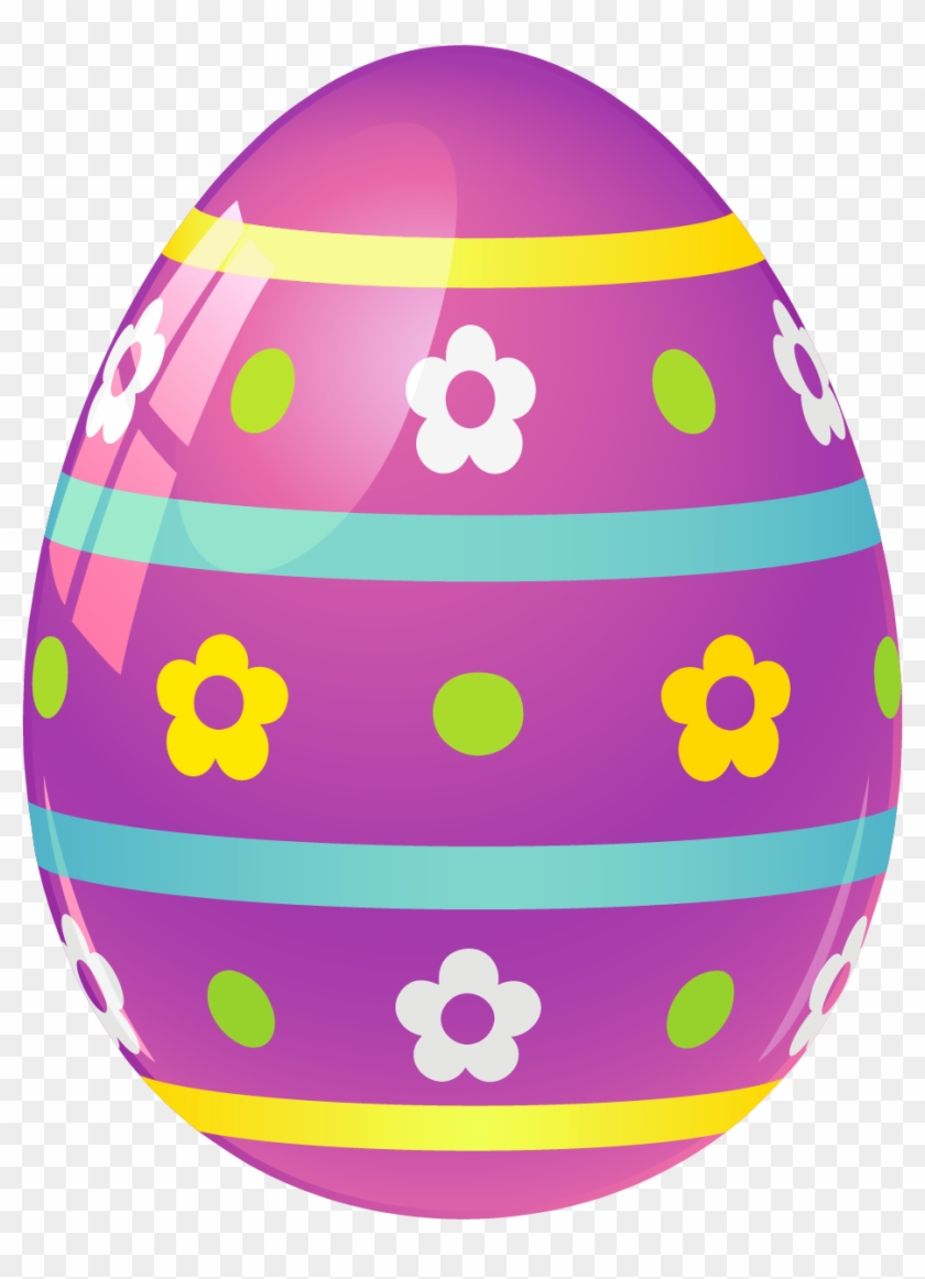 Easter Clipart Transparent Background - Easter Egg Png #310769