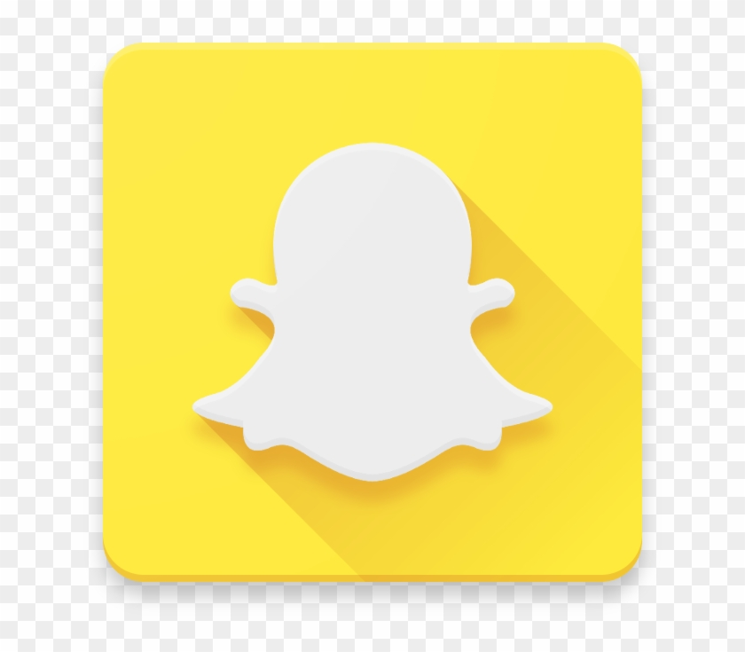 Free Snapchat Logo Transparent Background - Snapchat