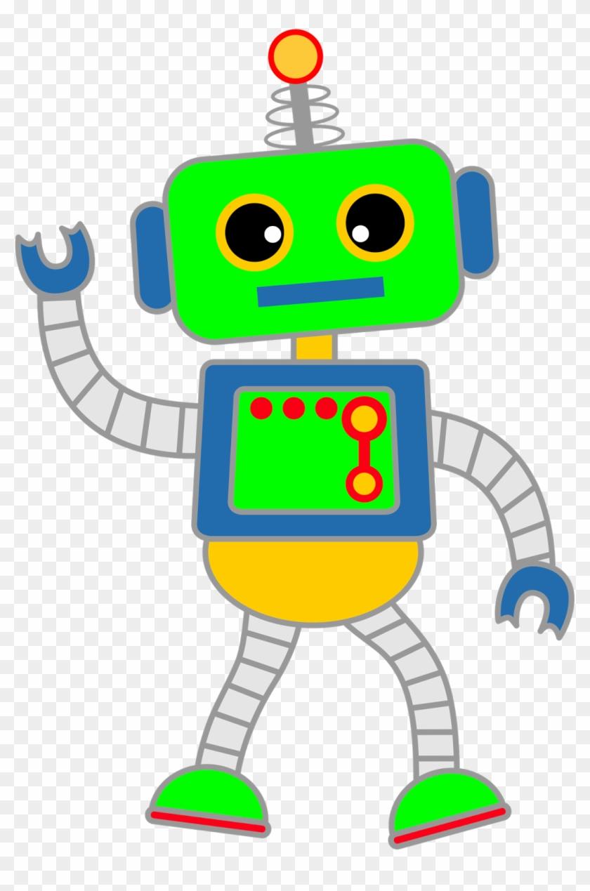 Robotics Clipart Robot Clipart Free Transparent Png Clipart