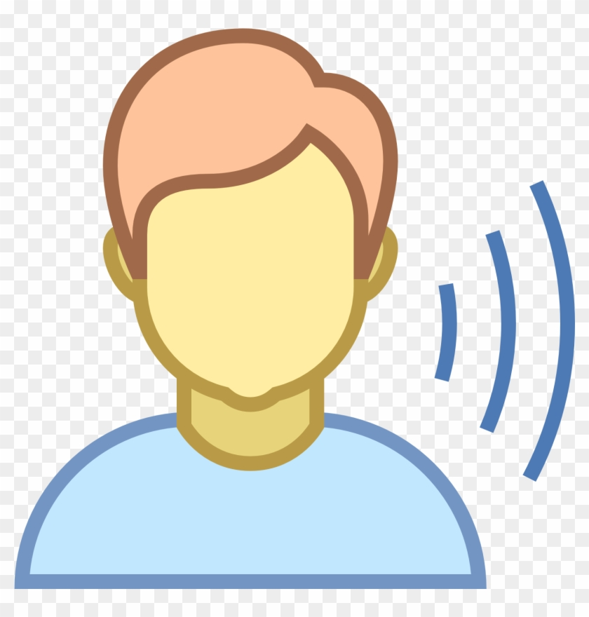 Voice Presentation Icon - Voice Presentation Icon #311974