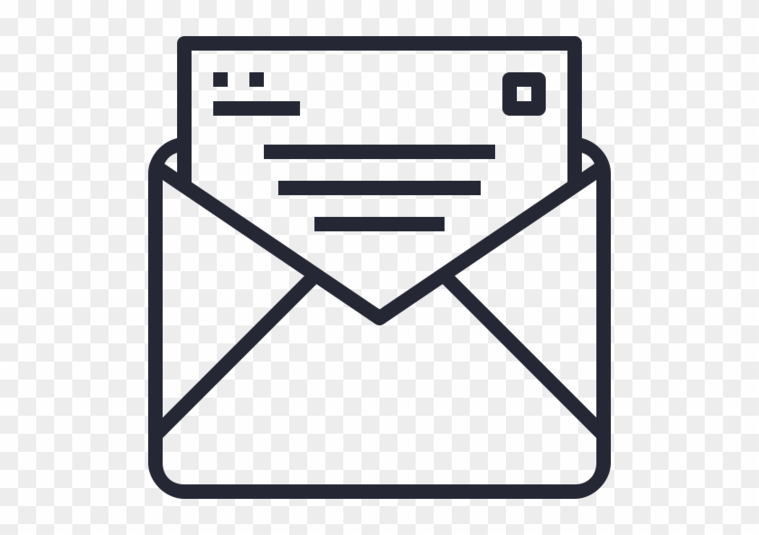 Mailbox, Communications, Email, Envelope, Message, - Email Icon #311977