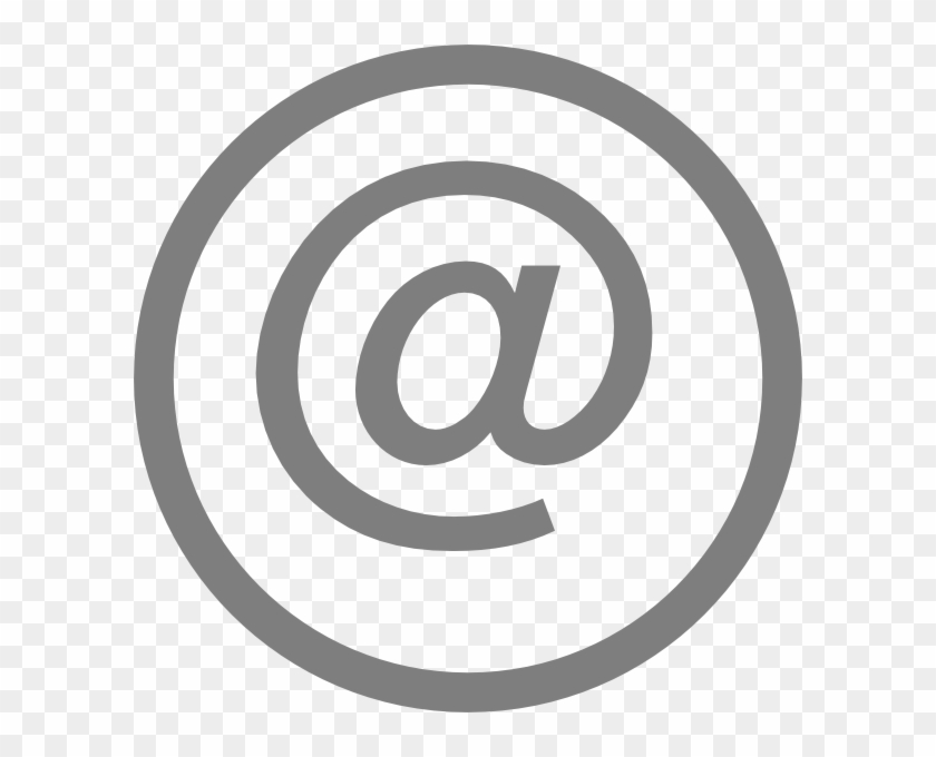 Image result for email icon grey