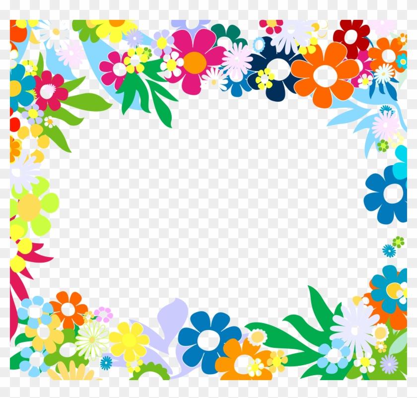 Flower Frame #312052
